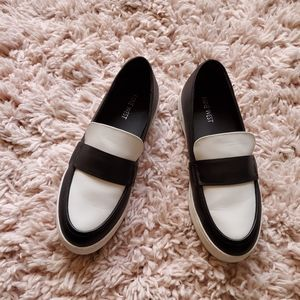 NINE WEST Bailee black & white Loafers